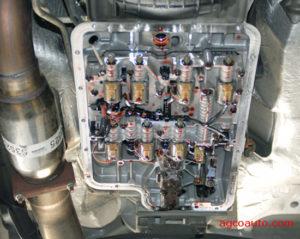 autobody magazine comprobacion de nivel de aceite en